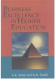 Business Excellence in Higher Education